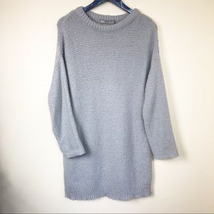 ASOS Long Oversized Knit Sweater Dress